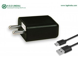 Mobile Phone Dual USB Smart Chargers Manufacturers, Suppliers and Exporters India