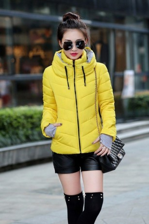 women-solid-cotton-padded-hooded-winter-jacket-big-0