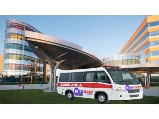 Take Rick-Free Patient Transfer Ambulance Service in Jamshedpur