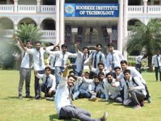 COLLABORATION WITH ROORKEE IIT COLLEGE IN UTTARAKHAND