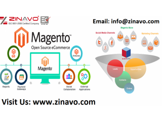 Magento Website Design And Development Company