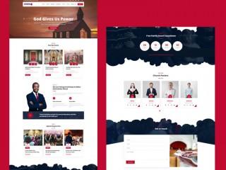 Zegen - Best Church WordPress Theme by zozothemes