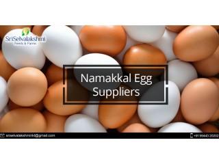 Namakkal Egg Suppliers | Namakkal Egg Dealer - Selvalakshmi