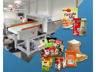 Food Metal Detector | Powder Packing Machine