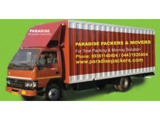 Packers Movers Delhi -Paradise Packers Movers Delhi
