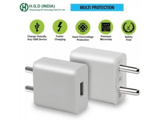 Android Dual USB Chargers Manufacturers, Suppliers and Exporters India