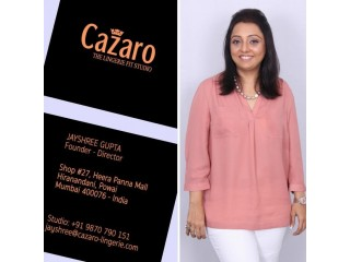 Best Bra online shopping Mumbai By Cazaro