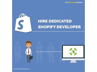 Hire Shopify Experts - Shopify App Developer