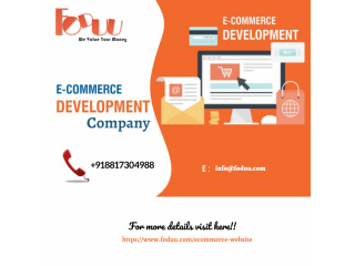 Ecommerce Website Development in India For Growth of Your Small Business