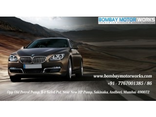 BMW | Mercedes | Jaguar | Audi Workshop in Mumbai - Bombay Motor Works