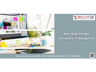 Best Web Design Company in Bangalore