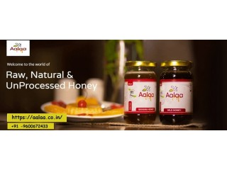 Buy Honey Online - 100% Pure and Raw - Aalaa Honey