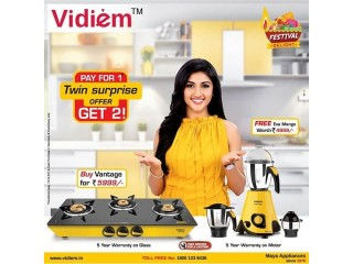 Vidiem Mixer Grinder and Juicers Online in India 2020