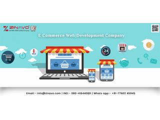 ECommerce Web Development Company in Bangalore