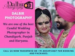 Dalbir Photography- The Best Candid Photography in Chandigarh
