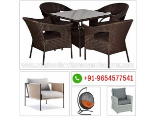 Outdoor Garden Furniture & Chair Manufacturer