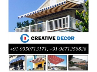 Window Awnings Manufacturer