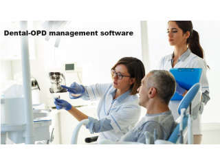 Dental- OPD Practice Management Software in India | Get Free Demo +91-8506080373