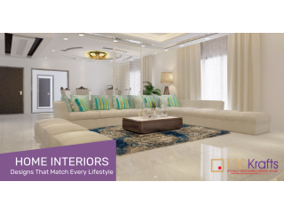 Choose the Best Interior Designers & Home Renovators in Bangalore