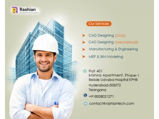 Best BIM Service Providers in Hyderabad - Rashian Technologies