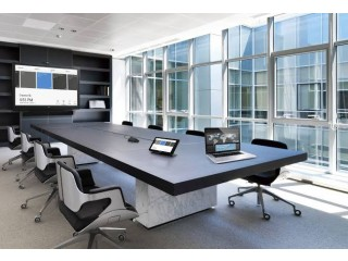 Furnished office space for lease