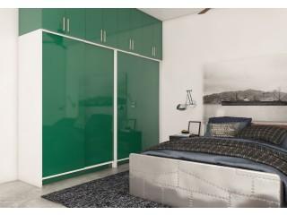 Modern wardrobe modular furniture By Welfurn