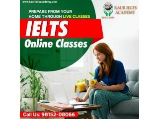 Awarded Online IELTS Institute in Jalandhar - KAUR IELTS ACADEMY
