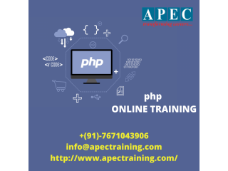 Php online training in hyderabad