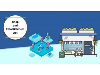 Shop and Establishment License in India