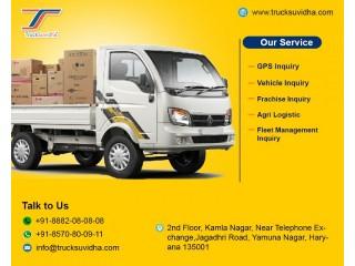 Truck Rental Services in Mumbai, Delhi, Bangalore, Nashik, Pune - Truck Suvidha