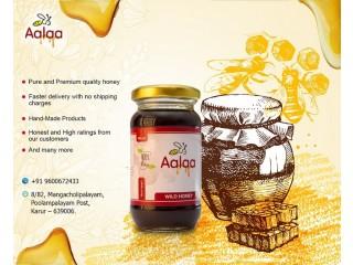 Best Quality Banana Honey and Wild Honey For Sale - Aalaa Honey