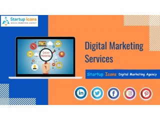 Best Digital Marketing Services in Hyderabad - Startup Icons
