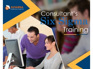 Best SIX SIGMA training By Suvarna Consultants