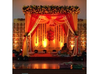 Flower Decoration Mysore, Wedding Decoration Mysore, Outdoor Wedding Decoration