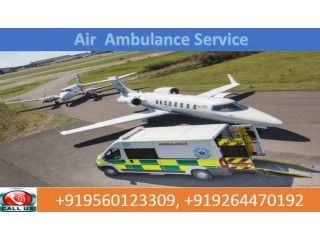 Take Air Ambulance in Siliguri by Medivic Aviation at Low Cost