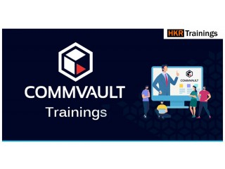 Commvault Training | Commvault Online Course & Certification