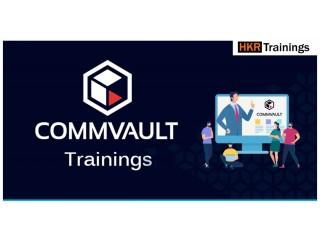 Commvault Training | Commvault Online Course & Certification