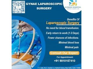 Best Laparoscopic Surgeon In Delhi