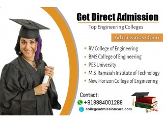 Ramaiah Institute of Technology Admission - Direct Admission
