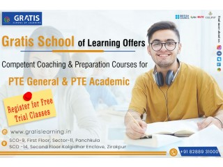 PTE Institute in Panchkula / PTE Course in Panchkula