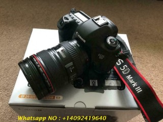Canon Mark 5D iii brand new original with complete accessories