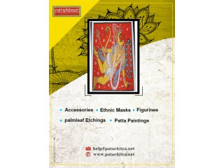 Online Best Collection Patachitra Paintings