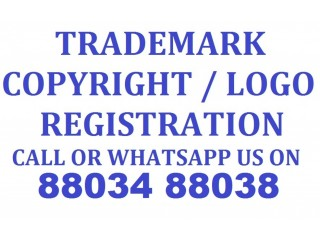 Trademark and Logo Registration Call 88034 88038