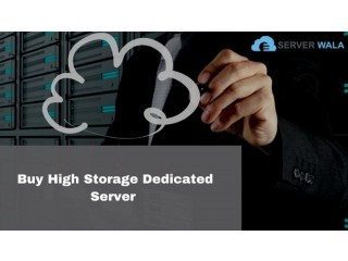 Get the Storage Dedicated Server High-Level Performance
