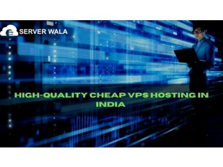Get Fully Managed Cheap VPS Hosting in India