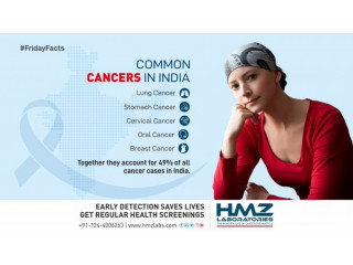 Lab tests used in cancer diagnosis - PanTum Test| HMZ Laboratories