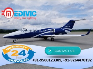 Take Credible Emergency Air Ambulance Service in Delhi at Nominal Price