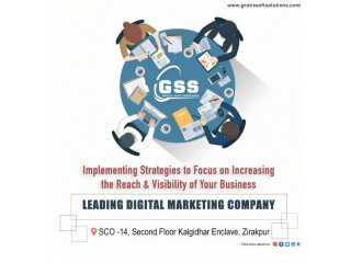 Best digital marketing company chandigarh