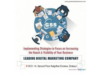 Best digital marketing company chandigarh