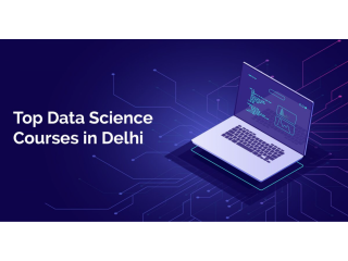 Data Science Course in Delhi | Top Data Science Training Institute in Delhi